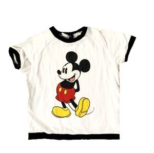 Disney Collection Mickey Mouse Graphic T-Shirt
